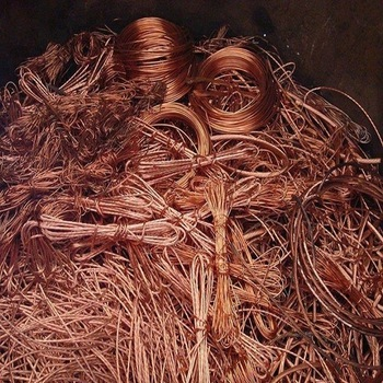 Grade ''A'' 99.99%Purity Copper Wire scrap/bare bright copper