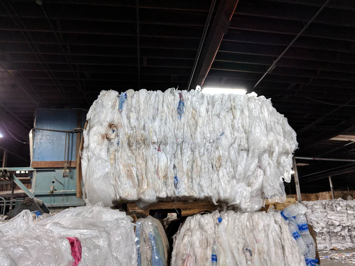 Grade A Clear LDPE Scrap 80000 lbs for Sale