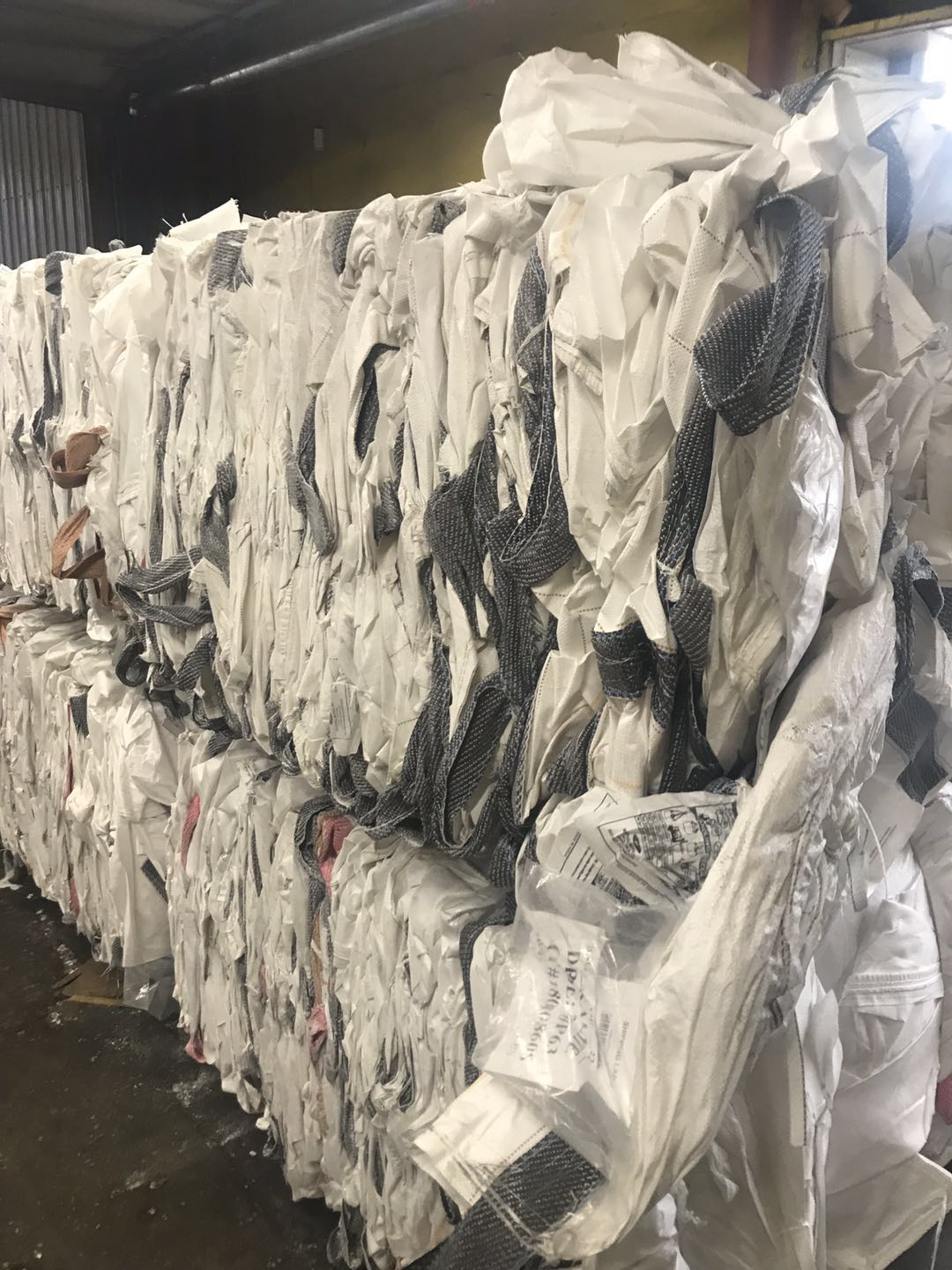 PP Supersacks Scrap 40000 lbs for Sale in Bales