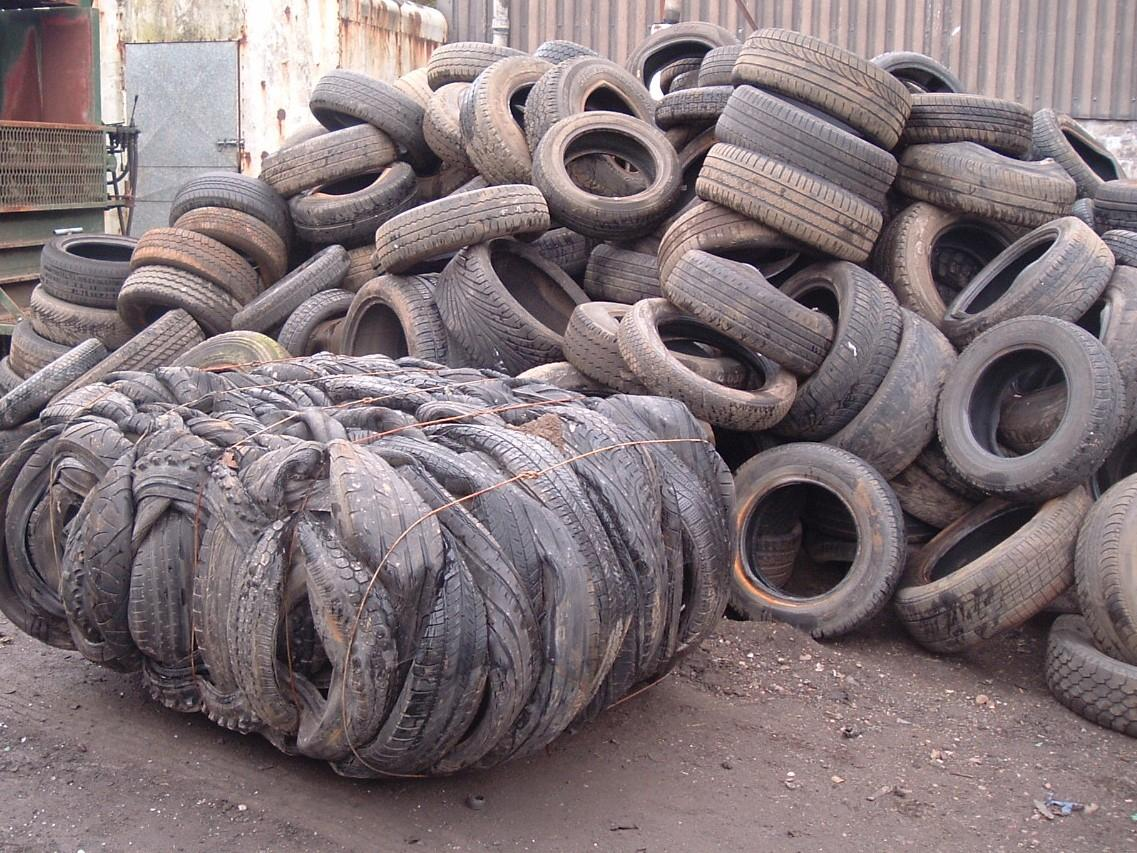 10000 Tons Tyre Scrap for Sale in Bales @ 350 US $, Rora Group Ltd