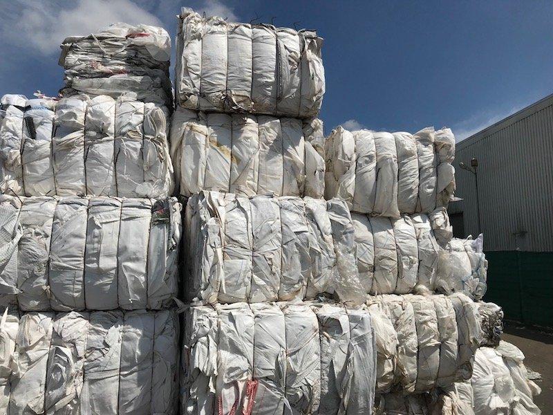 80294a1a787 60 MT PP Big Bags Scrap Grade A for Sale, FAO International GmbH ...