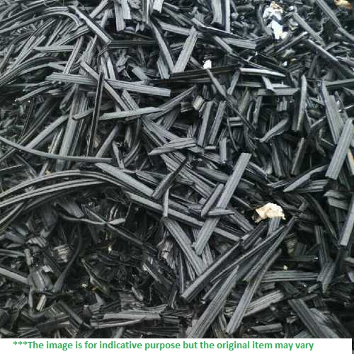 Offering 4 Tons EPDM Scrap (Gaskets and Rubber Flash), Amiantit