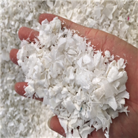 HDPE Milk Bottle Regrind