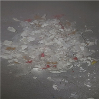 RR2457D Mix Color Film Grade LDPE Regrind Available 40,000 lbs for Sale