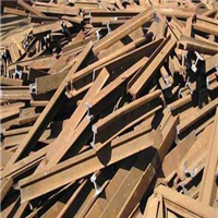 SCRAP METAL R50-R65 USED RAIL FOR SALE