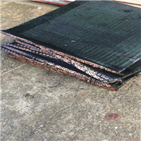 Copper Radiators Scrap 500 Tons on Regular Supply