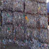 PET Bottles Scrap/Waste Approx. 95% Clear - 5% Color Bales