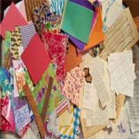 Offering 5000 Tons Decoupage Paper Scrap