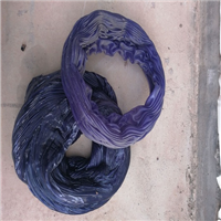 Monthly 25 MT Purple Color Soft PVC Scrap for Sale