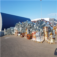 600 MT PET Scrap Rolls for Sale @ 280 €