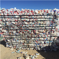 HDPE Natural Milk Jugs Scrap 36,000 lbs for Sale