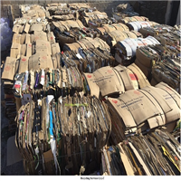 400 MT Grade 12 OCC Scrap for Sale