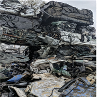 250 MT Car Body Scrap for Sale in Bales @ 280 US $