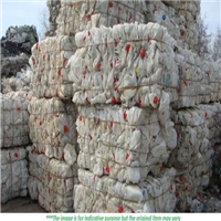 Offering 30 Tons HDPE/PA Milk Bottles Scrap in Bales