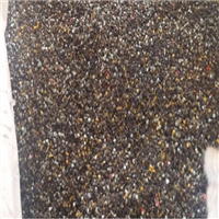 Black LDPE Film Granules 500 MT for Sale