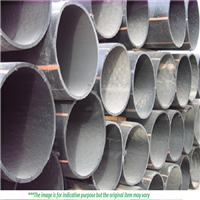 200 Tons Clean Black HMW PE Pipe Scrap for Sale