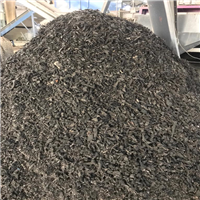 Shredded Tyre Scrap 25x25 M for Sale 2000 MT Monthly
