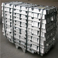 5000 Tons Aluminum Ingot for Sale @ 1850 US $