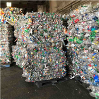 Offering PET Bottle Scrap in 40 ft Container