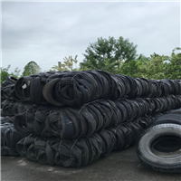 4000 Tons Baled Tyre Scrap for Sale