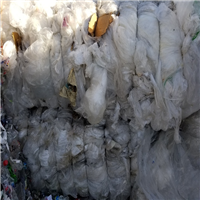 Selling RR105A7 80,000 lbs Clear LDPE Film Scrap in Bales