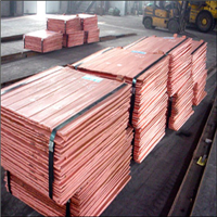 500 MT Copper Cathodes Scrap Electrolytic Grade A for Sale