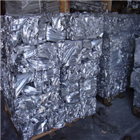 200 MT Aluminum Extrusion 6063 Scrap for Sale in Bales