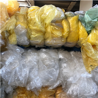 80000 lbs Mix Color LDPE Film Scrap for Sale