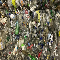 Seeking to Supply 40,000 lbs PET Bottles Scrap in Bales