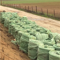 Large Volume Green Vine LDPE Film Scrap in Rolls for Sale