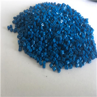 PTPN-25 HDPE Repro Pellets Injection Blue from Gas Bottle 22 Tons per Month for Sale