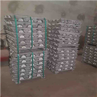 Offering 3000 MT per Year ADC12 Aluminium Ingots