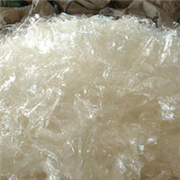 40 MT Transparent PP Film Scrap Post Industrial for Sale