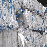 20 MT PP Big Bags Scrap Grade A for Sale in Bales