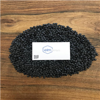 Supplying LDPE Black Granules 300 MT in Big Bags
