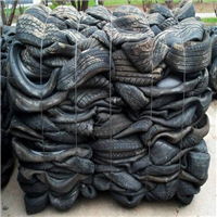 1000 Tons Used Tyre Scrap/ Used Butyl Inner Tube Scrap in Bales at 400 USD for Sale