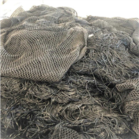 23 Tons per Month Polyester Scrap and Nylon Scrap for Sale