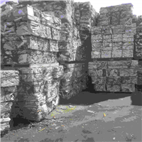 Monthly 100 Tons Aluminum Taint Tabor Scrap for Sale