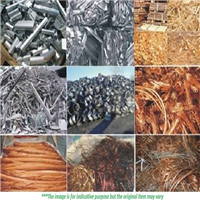 Supplying Huge Quantity Ferrous Scrap and Non Ferrous Scrap Metal