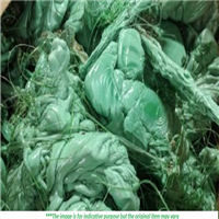 100 Tons Green PET Purge Available for Sale @ 180 USD