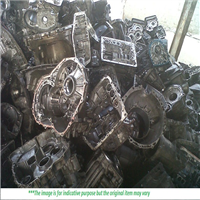 300 MT Mixed Engine Scrap Available for Sale