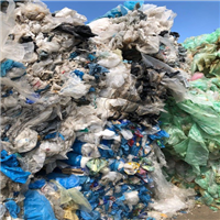 72 MT 60/40 LDPE Plastic Film Scrap Available for Sale