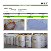 Offering 500 Tons PET Granules (Off Grade/ Virgin) @ 920 USD