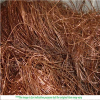 Supplying 500 Tons Copper Millberry Scrap with 99.9% Purity