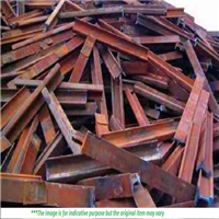 Supplying 5000 Tons Used Rail Scrap