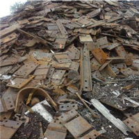 Monthly Supply 10000 MT Used Rail Scrap
