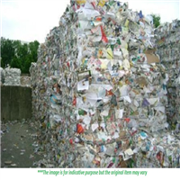 Supplying 60 MT Mixed Waste Paper Scrap @ 255 $
