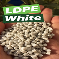 Offering 300 MT White LDPE Pellet @ $300/ton