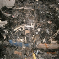 Monthly 20 Tons ABS Car Parts Scrap for Sale in Bales