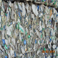 Post Consumer HDPE/PA Milk Bottles Scrap 22 Tons for Sale